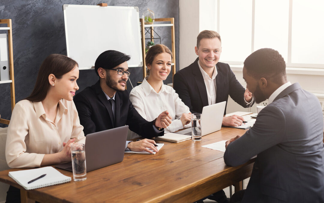 How Not to Be Intimidated by a Panel Interview